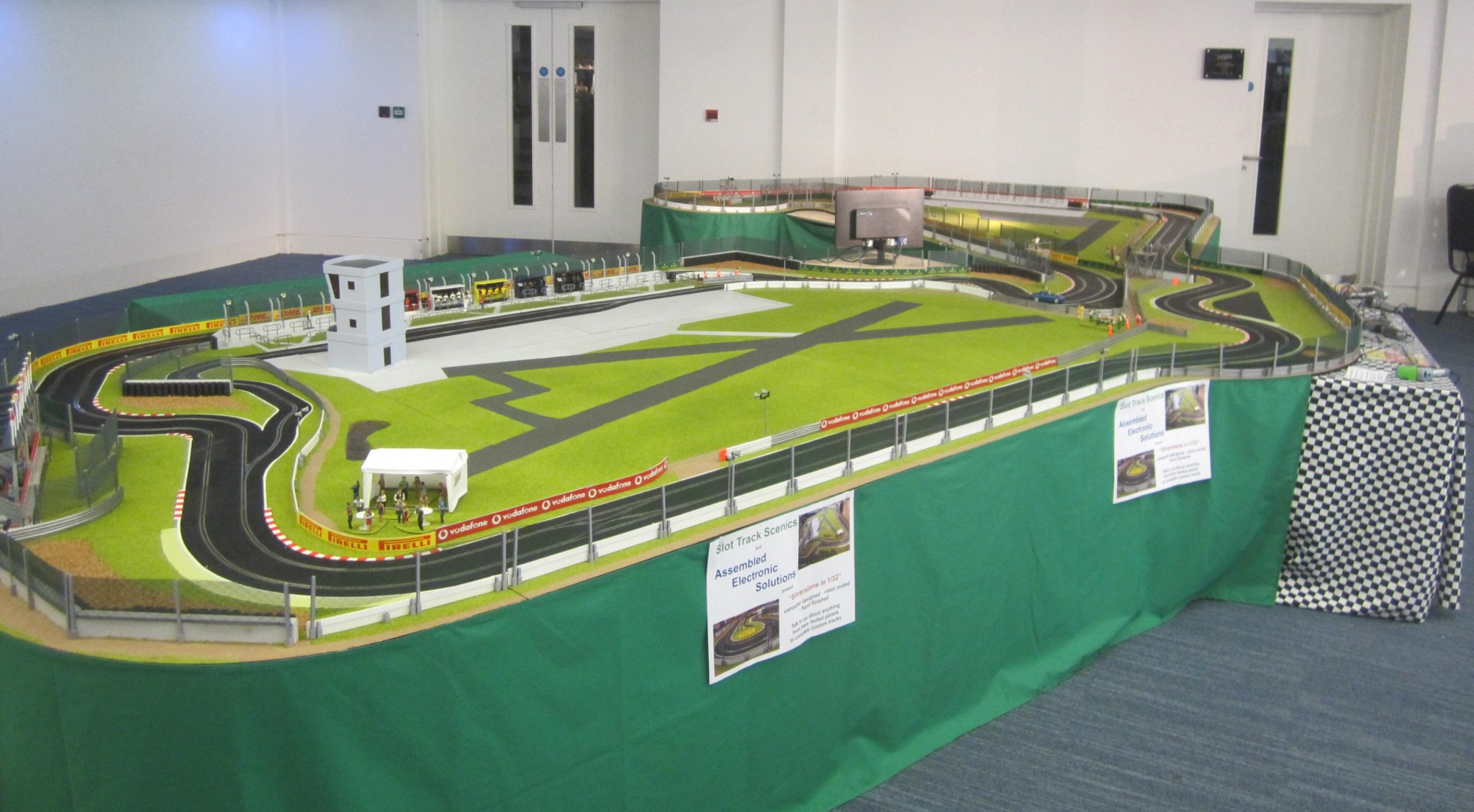 Silverstone 132 Scale Judged Best Track Uk Slotcar Festival 2016 likewise Printarticle likewise Watch together with Join Gods Army furthermore Watch. on mdf slot car track