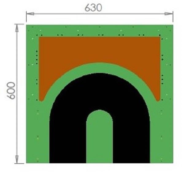MTP 6 Dimensions