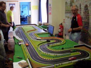 A modular track