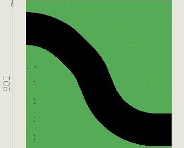 MTP – 8 : S-Curve Dimensions