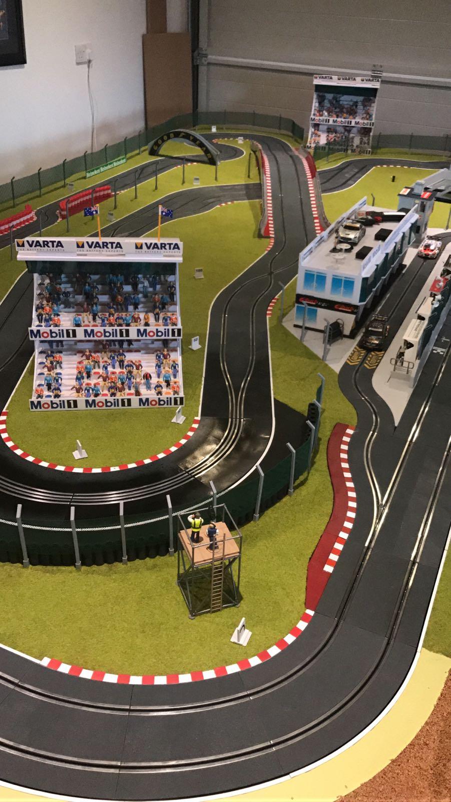 Slot Track Scenics